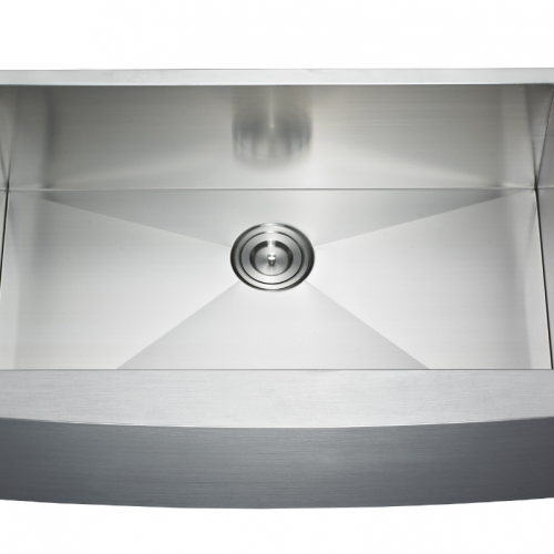 "327/8""W*221/4D*9""H undermount sink 3222S-16G-0"