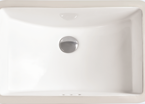 Ceramic Under Mount Sink B03-0