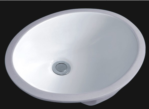 Ceramic Under Mount Sink B04-0